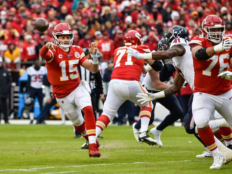 NFL Kickoff - Texans @ Chiefs