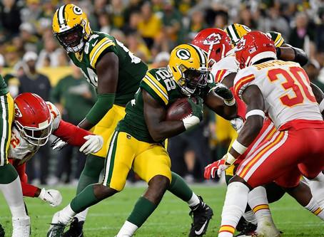 NFL - Week 8