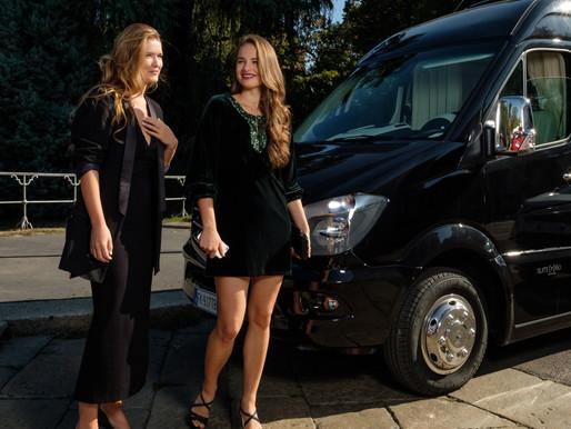 Diamond Suite: il Van per i transfer di lusso