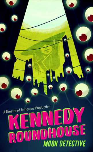 Kennedy Roundhouse: Moon Detective!