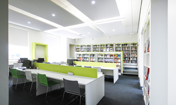 6th Form Library & Study Centre