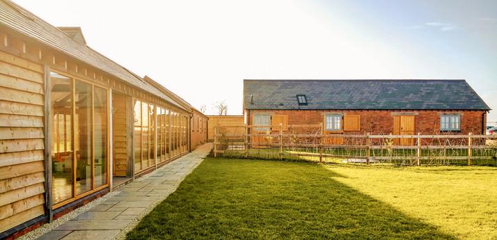 Friz Hill Barns - Conversion Of 2 Barns