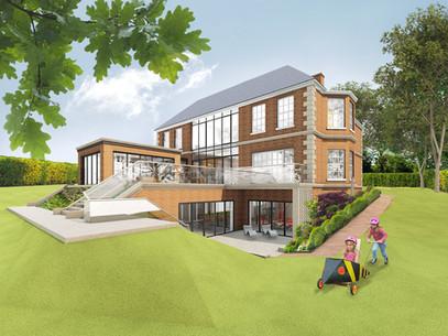 Mallards Reach - New Villa
