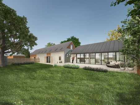 White Hall Farm Barn Conversion