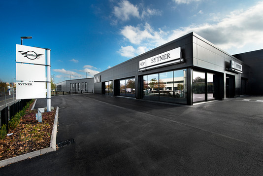 Sytner MINI Showroom Tamworth