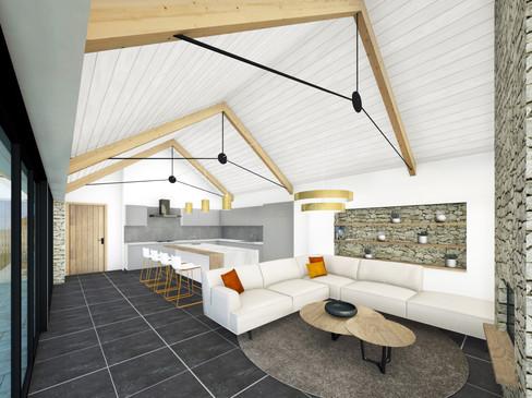 AT Architects barn conversion
