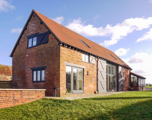 Manor Farm Barn - Barn Conversion