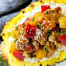 Flavor Special - Pineapple Chicken