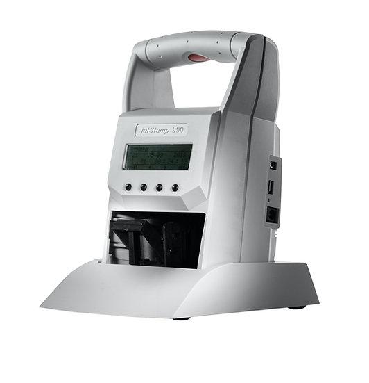 jetStamp® 990  Мобилен, маркиращ принтер за дати и партиди