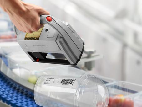 Маркиране на опаковани храни с jetStamp® 1025