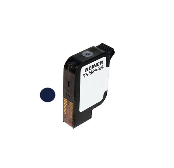 REINER P5-MP4-BK Black ink cartridge super smear resistant