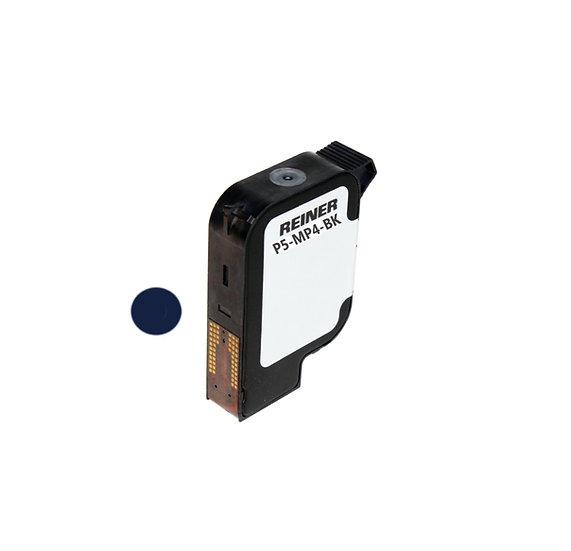 REINER P5-MP4-BK Масилена касета с черно мастило, супер устойчиво на размазване