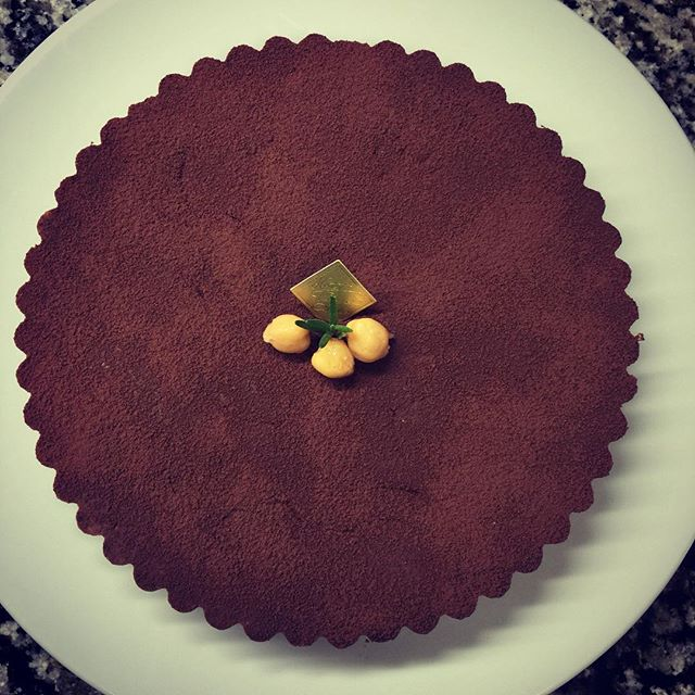 Garbanzo Bean Chocolate Cake :)