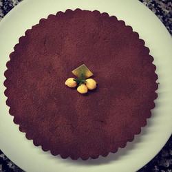 Garbanzo Bean Chocolate Cake :)