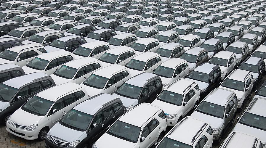 Better World Club Eco-friendly, green Fleet Services fleet of cars