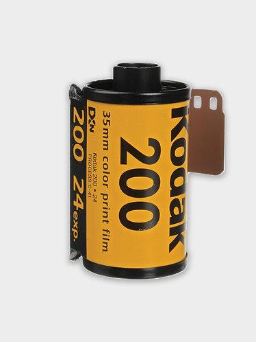 Kodak Gold 200 36 billeder