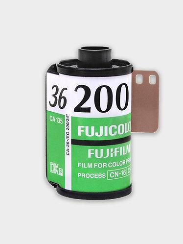 Fuji C200