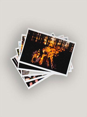 Print af dine scan 15x22,5 (Blank papir)
