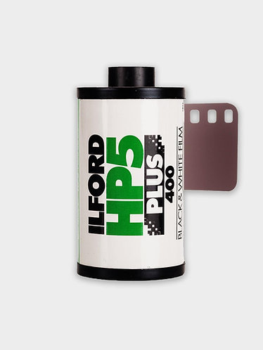Ilford HP5+ 400 sort/hvid