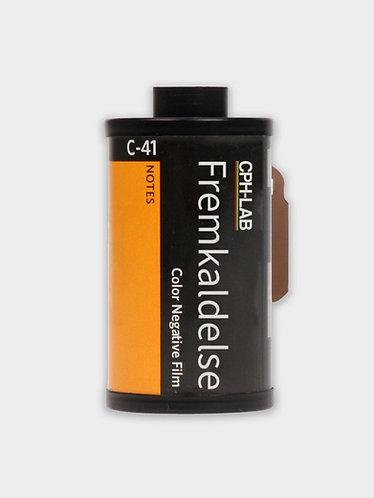 Almindelig 35mm fremkaldelse