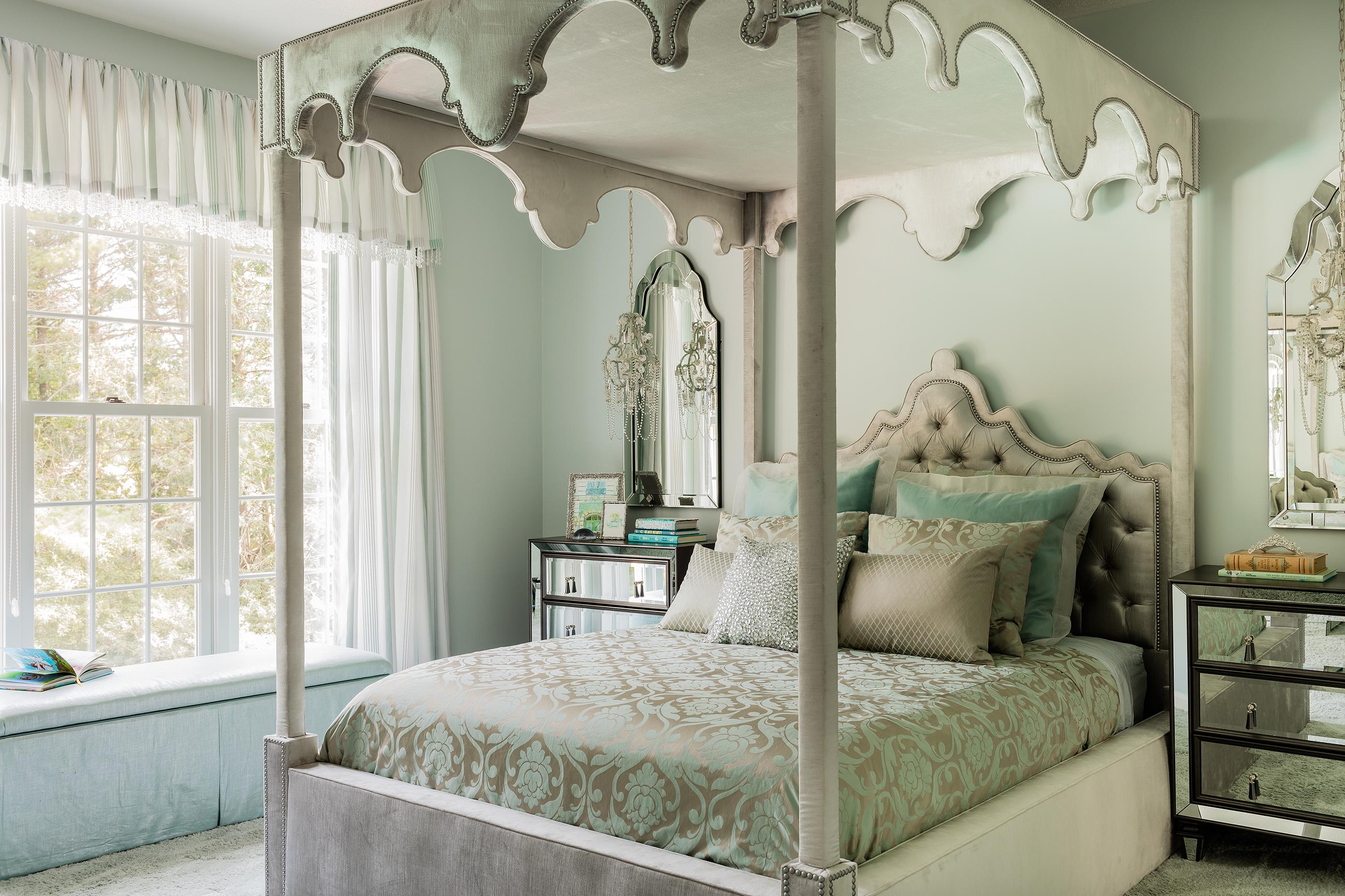 Girl's Bedroom I