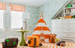Kids Bedroom - Play Area