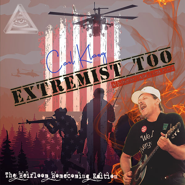Carl Klang Tribute - Extremist Too - The