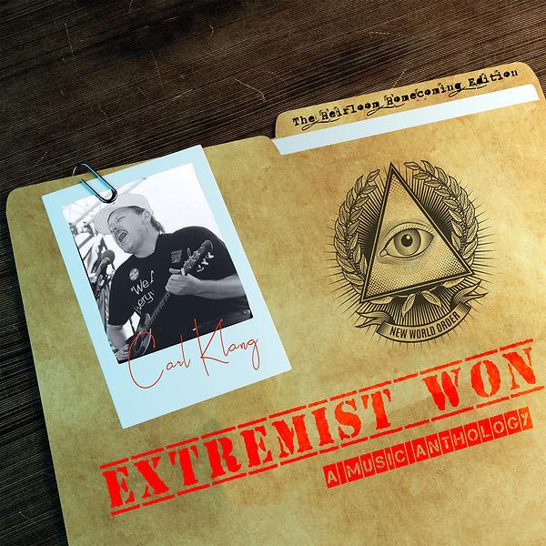 Carl Klang Tribute - Extremist Won - The