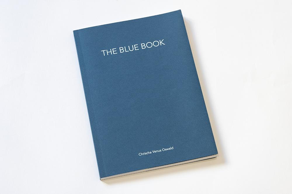 Chrischa Venus Oswald: The Blue Book, 2019