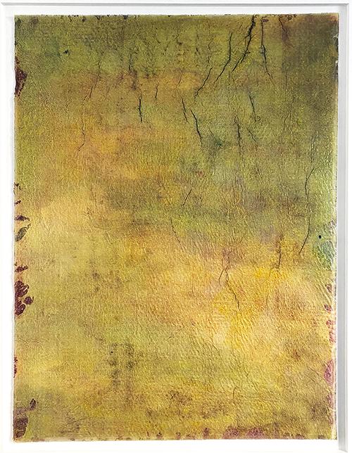 Renzo Marasca: Panorama (uma tenra lentidão é o ritmo) #1, 2020