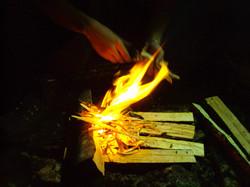 Allumer un feu efficacement