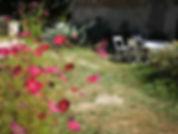 Maison anémone montfleur jura ain gîte d'étape et chabres d'hôtes éologiques