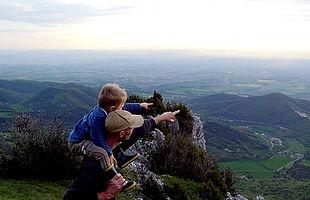 Journées parents enfants unis vers nature