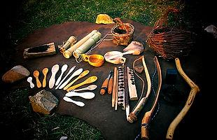 Stage Buschcrat artisanat de la nature Unis Vers Natue Jura