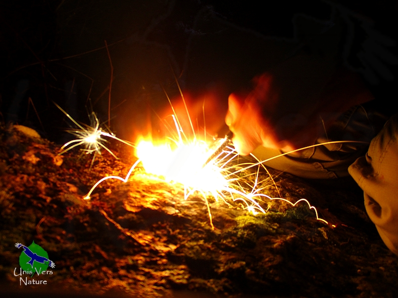 Allumer le feu