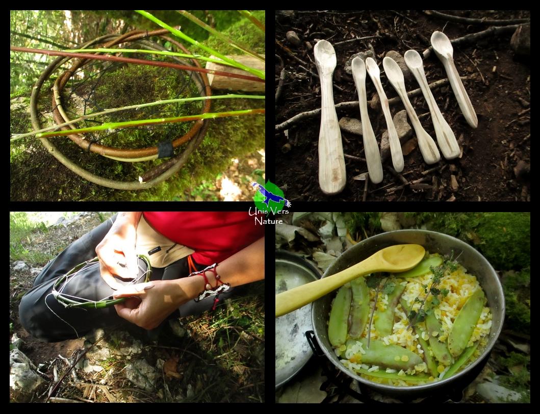 L'art du bushcraft
