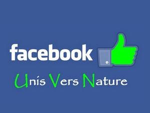 Unis Vers Nature page facebook stages vie et survie