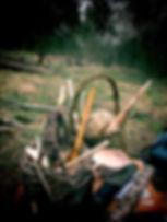 Vannerie sauvage,woodcraft unisversnature