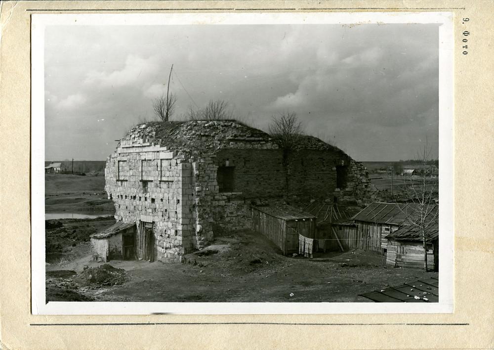 Доменная печь в Истье. 1960-е годы