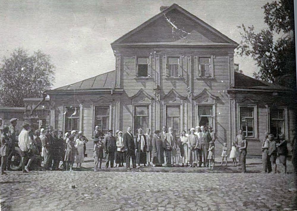 Последний приезд Павлова в Рязань