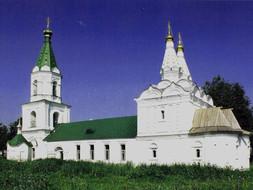 Удивительная церковь Сошествия Святого Духа в Рязани