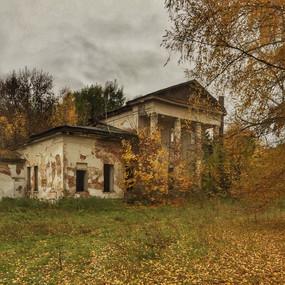Усадьбы Рязанской области. Старое Зимино