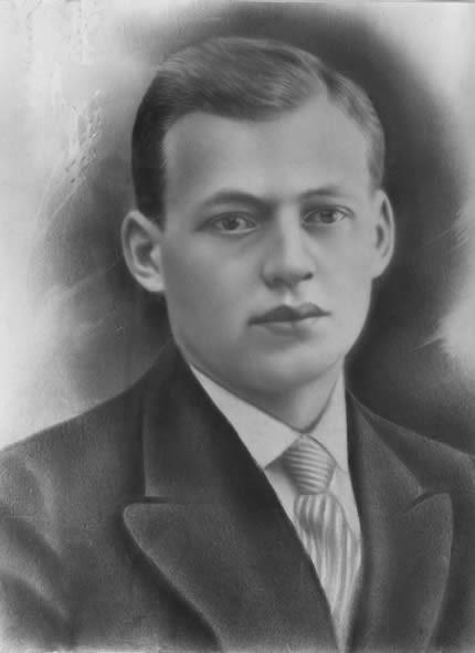 Алексей Ганин