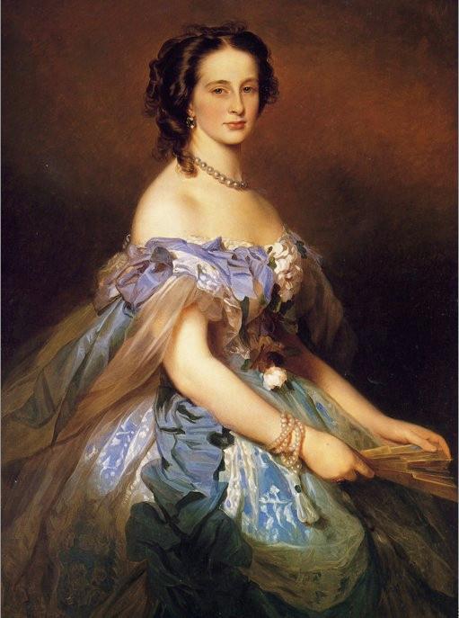 Великая Княгина Анна Иосифовна