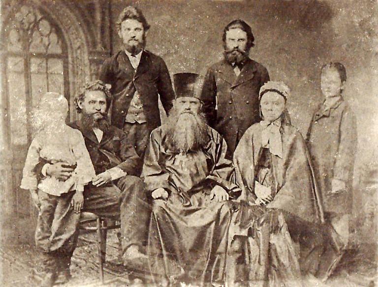 Семья Паловых