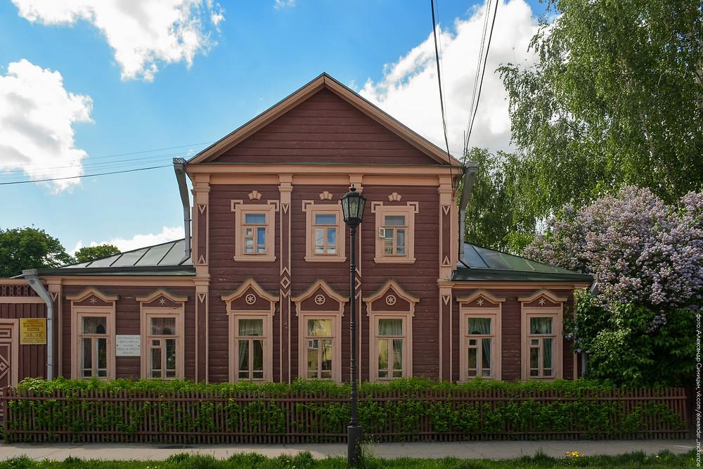 Куда пойти в Рязани? Музей И. П. Павлова