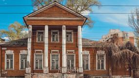 Архитектура деревянных жилых домов г. Рязани XIX - начала XX вв. Часть 2