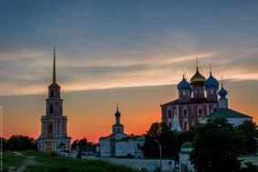 Ансамбль Рязанского кремля