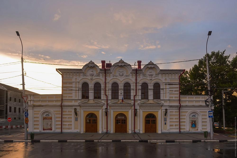 Куда пойти в Рязани? Театр на Соборной