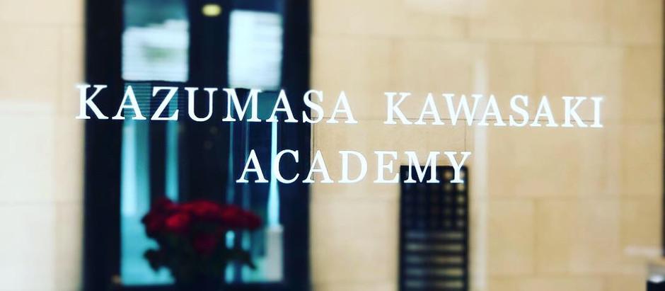 アカデミーのスタジオがオープンしました